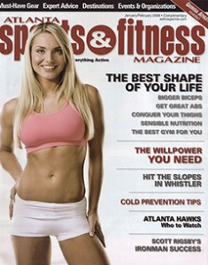 Atlanta Sports Fitness January February 2008