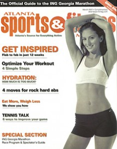 Atlanta Sports Fitness March 2007