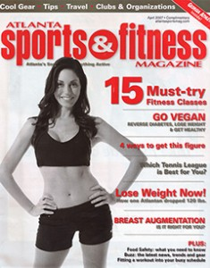 Atlanta Sports Fitness April 2007