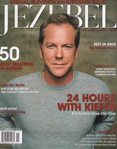 Jezebel with Keifer Sutherland