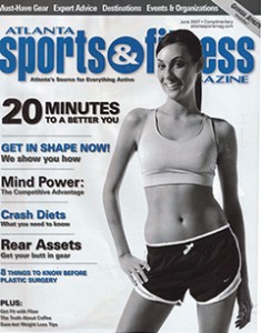 Atlanta Sports Fitness August 2007